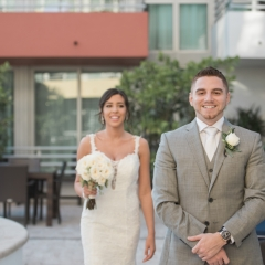 Wedding Pictures at Hilton Bentley Miami -30