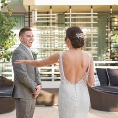 Wedding Pictures at Hilton Bentley Miami -31