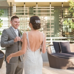 Wedding Pictures at Hilton Bentley Miami -33