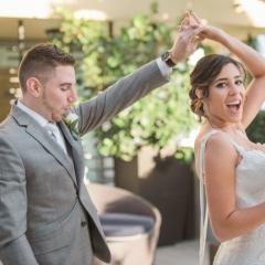 Wedding Pictures at Hilton Bentley Miami -35