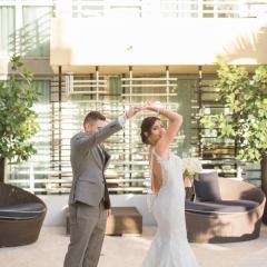 Wedding Pictures at Hilton Bentley Miami -37