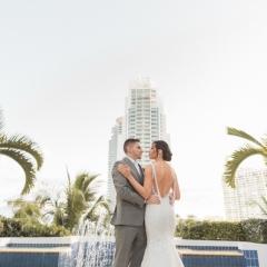 Wedding Pictures at Hilton Bentley Miami-39