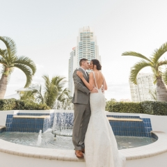 Wedding Pictures at Hilton Bentley Miami-41
