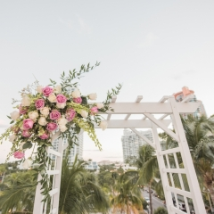 Wedding Pictures at Hilton Bentley Miami-78