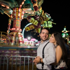 Engagement Pictures at South Florida Fair-25