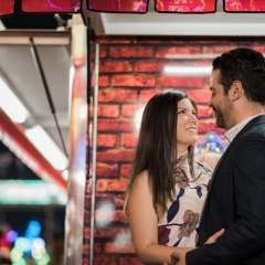 Engagement Pictures at South Florida Fair-7