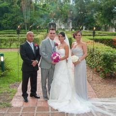 Spanish Monastery Wedding -10