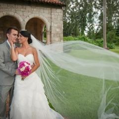 Spanish Monastery Wedding -11