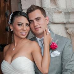 Spanish Monastery Wedding -14