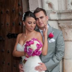 Spanish Monastery Wedding -15