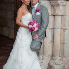 Spanish Monastery Wedding -16