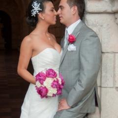 Spanish Monastery Wedding -17