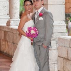 Spanish Monastery Wedding -18