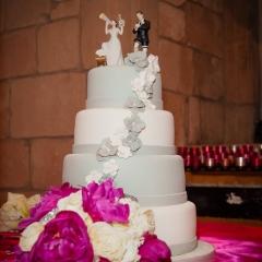 Spanish Monastery Wedding -20