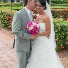 Spanish Monastery Wedding -8